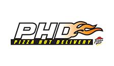 Pizza Hut Deliver logo