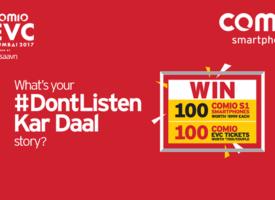 comio DLKD contest banner design