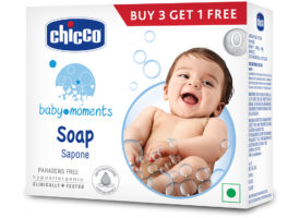 chicco babycare package design