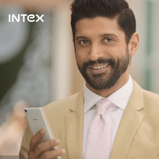 Intex ad Frank Akhtar