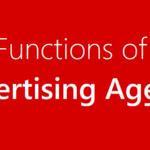 Functions of advertising agency