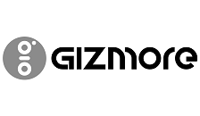 gizmore accessories logo bw